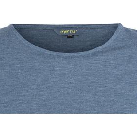 Meru Skara - Camiseta de manga larga Mujer - azul